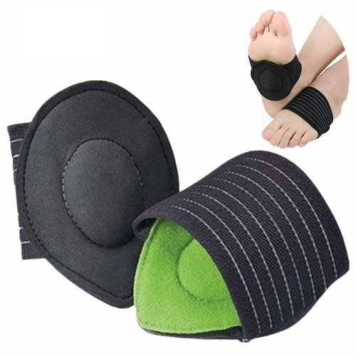 Arch Foot Support Heel Plantar Fasciitis Pain Feet Shoe Relief