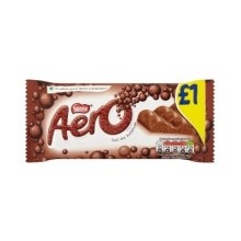 Aero Milk Chocolate Bar (15 x 100g)