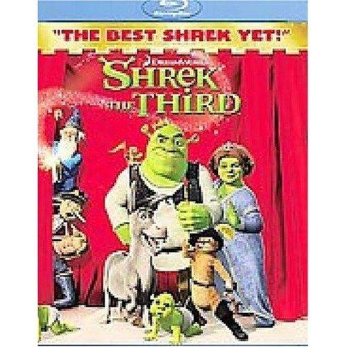 Shrek 3 - Shrek The Third Blu-Ray [2008]