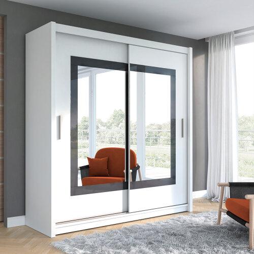 Modern and Elegant Sliding Door Wardrobe PRESTON