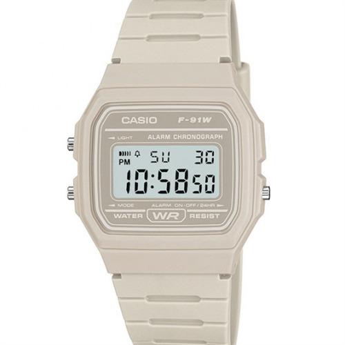 Casio Classic Alarm Chronograph F91WC8AEF