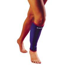 VULCAN SPORTS INJURY LEG PROTECTION BRACE BANDAGE BLUE NEOPRENE CALF SUPPORT