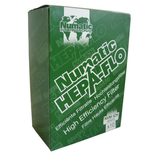 Numatic NVM-1CH Replacement Vacuum Bags | 10pc Henry & Hetty Vacuum Bags