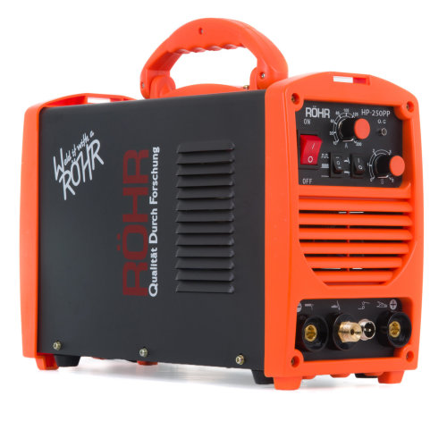 Rohr HP-250PP - TIG ARC Welder Inverter MMA MOSFET 240V 250 amp DC Portable Welding Machine