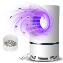 Pro Electric Fly Insect Bug Pest Mosquito Killer Zapper UV LED Lamp
