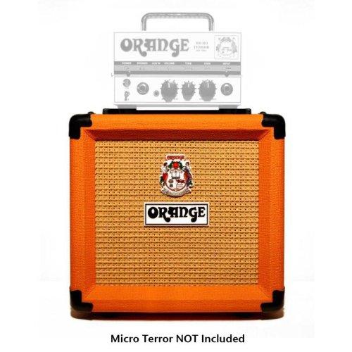 Orange PPC108 Amplifier Speaker Cabinet, (Orange)