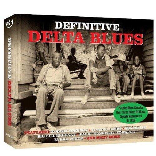 Definitive Delta Blues [CD]
