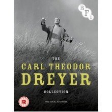 The Carl Theodor Dreyer Movie Collection (4 Films) DVD [2015]