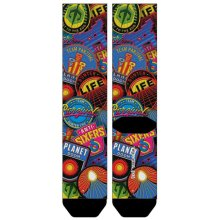 Ready Player One AOP Sublimated Crew Sock