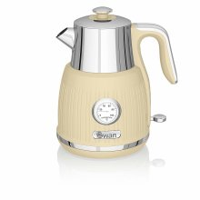 Stylish  Retro 3kW, 1.5L Kettle, Dial, Fast Boil