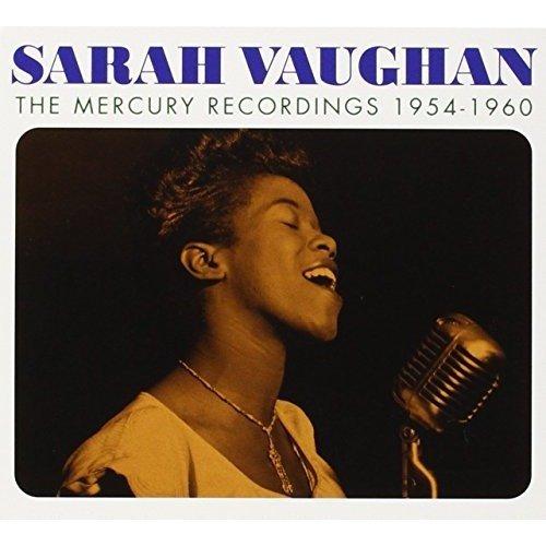The Mercury Recordings 1954-1960 Box Set Audio Cd Sarah Vaughan