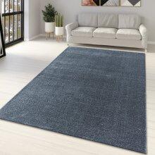 Grey Rug Carpet Monochrome Plain Bedroom Living Room Area Mat Large Small
