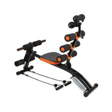 8-In-1 Adjustable Core & Ab Fitness Trainer