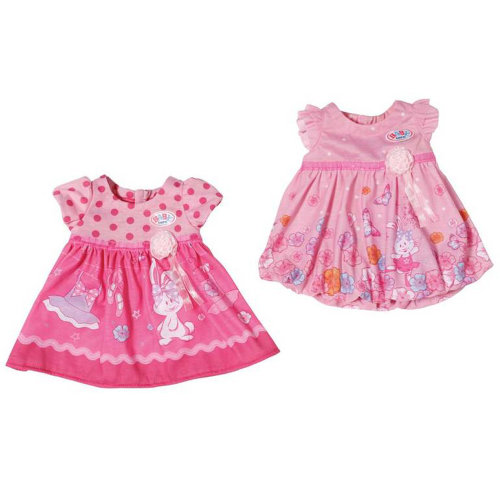 Baby Born Dress (One dress supplied)