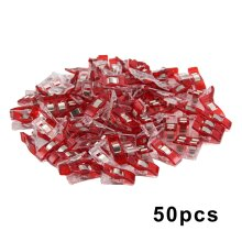 Pack of 50 Clips For Craft Sewing Knitting Crochet