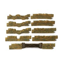 HORNBY Skaledale R8540 Cotswold Wall Pack #2