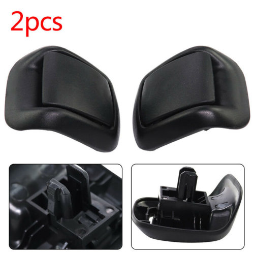 Right Left Hand Front Seat Tilt Handles Black For Fiesta MK6 2002-2008