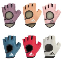Adidas Womens Essential Gloves Training Exercise Fitness Ladies