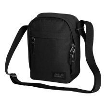 Jack Wolfskin Heathrow Shoulder Bag - Ultra Black