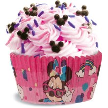 Minnie 339005Pack of 50cupcake cases paper 5X 5X 3Cm Red