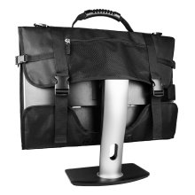 ROCCAT Tusko Across-the-Board Widescreen Monitor Carry Bag, 20 to 24-Inch, Black (ROC-15-303)