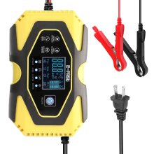 12V6a-24v3a automatic pulse repairing battery charging device