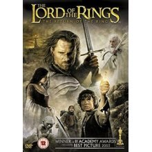 The Lord of the Rings: The Return of the King (DVD) (Two Disc Edition) - Used
