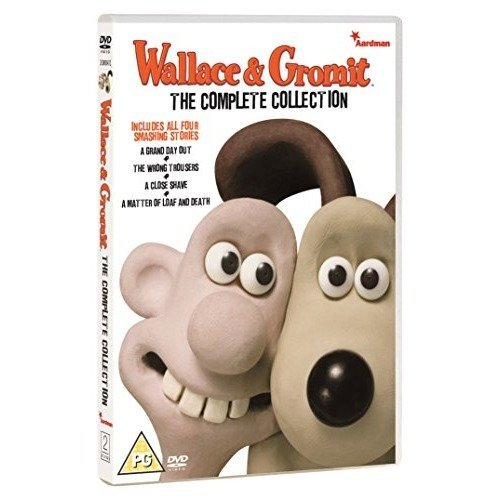 Wallace & Gromit - A Grand Day Out / The Wrong Trousers / A Close Shave / A Matter of Loaf and Death [2009]