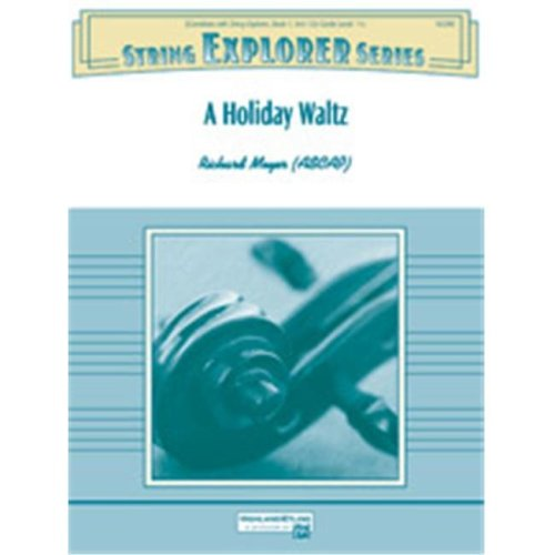 Alfred 00-38468 HOLIDAY WALTZ A-HSE