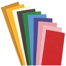 Efco Wax Sheet 200 x 50 x 0,5 mm 10 pcs. Mix Basic II