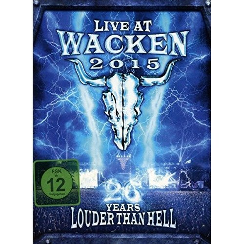 Live at Wacken 2015 - 26 Years - Live at Wacken 2015 - 26 Years