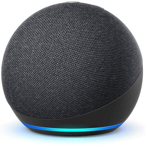 (Charcoal) Amazon Echo Dot (4th Gen 2020) - Smart Speaker with Alexa