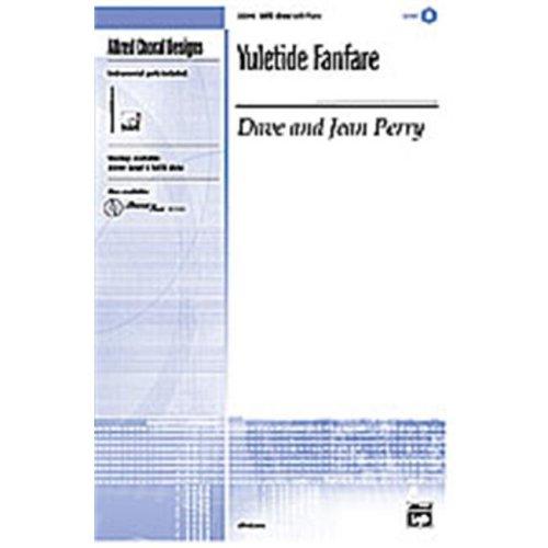 Alfred 00-23400 YULETIDE FANFARE-STRX CD