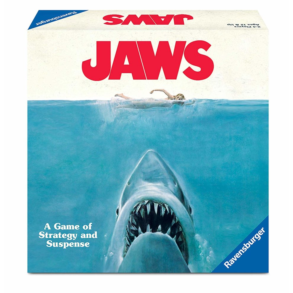 Ravensburger Jaws - A Board Game of Strategy and Suspense