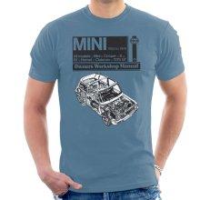 Haynes Men's 1959 Mini Workshop Manual T-Shirt