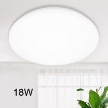 18W Ceiling Panel DownLights Round Panel Living LED Ceiling Bathroom