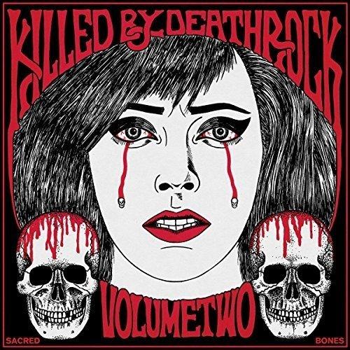 Killed by Deathrock Vol.2 [CD]