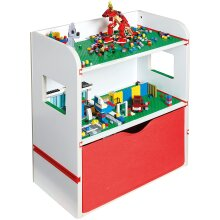 Room 2 Build Kids Toy Storage Unit by HelloHome
