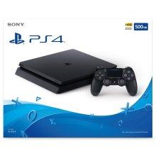 Sony PlayStation 4 Slim 500GB Console - Used