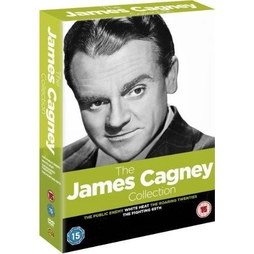 James Cagney - The Public Enemy / White Heat / Roaring Twenties / The Fighting 69th DVD [2013]