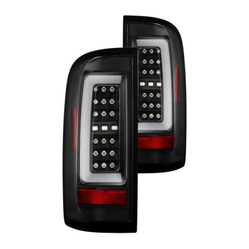 5084576 Black LED Tail Lights for 2015-2019 Chevy Colorado