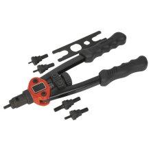 Sealey AK3984 Short-Arm Threaded Nut Riveter
