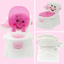 2 in1 Kids Baby Toilet Seats Portables Toddler Training Safety Potty