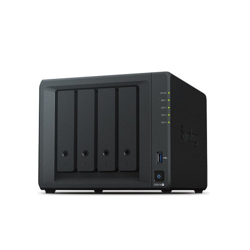 Synology DiskStation DS918+   4 Bay Storage Server