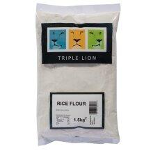 Triple Lion Gluten Free White Rice Flour - 1x1.5kg