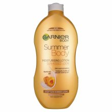GARNIER SUMMER BODY DARK GRADUAL TAN MOISTURISER, 250ml