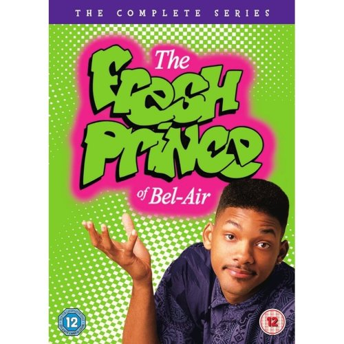 The Fresh Prince Of Bel Air Seasons 1 to 6 Complete Collection DVD [2016]