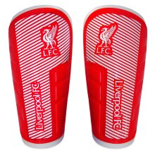 Liverpool FC Official Football Gift Shinguards Shinpads Red