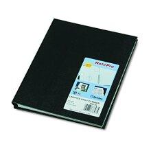 Blueline A29C81 NotePro Undated Daily Planner, 9-1/4 x 7-1/4, Black