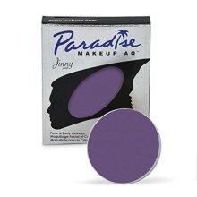 Mehron Makeup Paradise Makeup AQ Refill (.25 oz) (MAUVE)